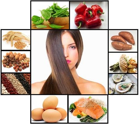 ماذا تأكلين لصحة الشعر والجلد والاظافر؟