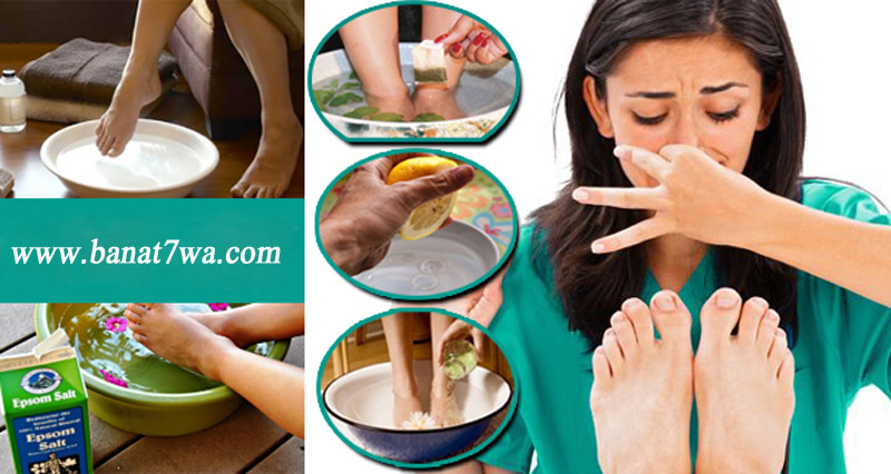 تعد رائحة القدم الكريهة من المشاكل الشائعة و التي تسبب إحراج لك و للأخرين .  لاشك بأن السبب الرئيسي لهذه الرائحة هو عرق القدم في الأحذية .